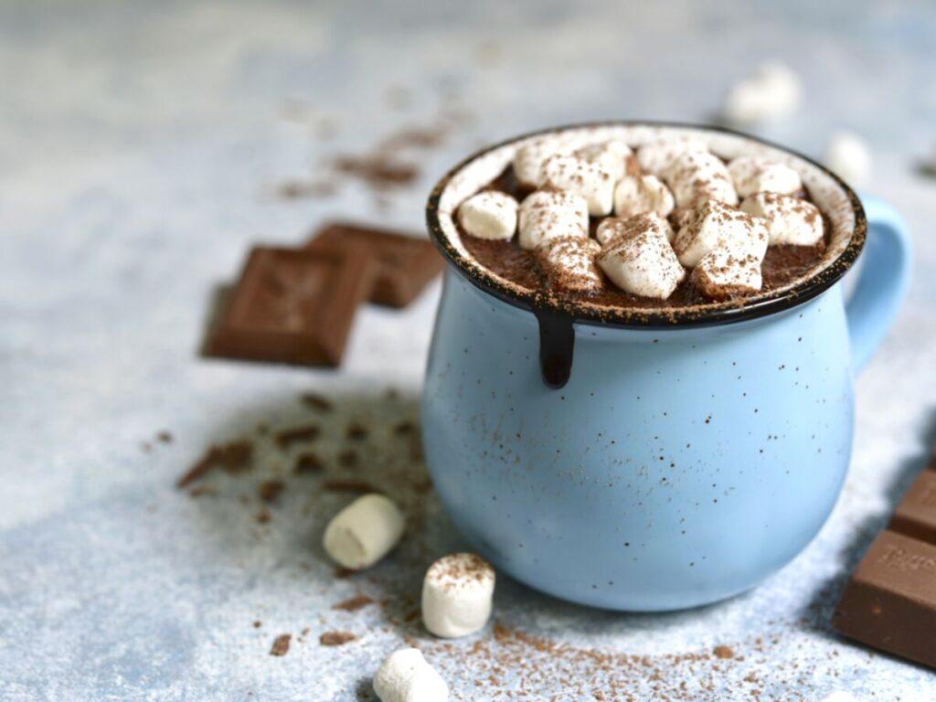 recette boisson chocolatée